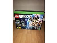 Lego Dimensions Xbox one - Brand New in box