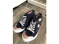 Girls trainers size 8