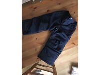 New Ski Trousers boy/girl size 5