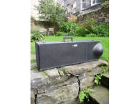 USED CONN TROMBONE FITTED HARD CASE