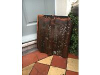 Double roman reclaimed roof tiles - great condition