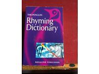 PENGUIM RHYMING BOOK