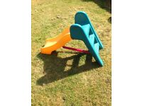 Little Tikes Slide in sturdy but used condition.