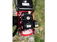 CHALLENGE XTREME PETROL PUSH MOWER LAWNMOWER 3.5 HP 4STROKE ENGINE WITH GRASS BOX