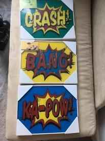 Batman Wall Art