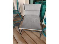 Made .com garden chair