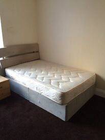 1 bed flats and rooms to rent from £50pw