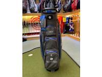 New Motocaddy Dry Series Cart Bag (Blue/Grey)