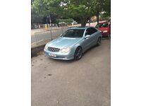 Mercedes benz CLK 270 diesel