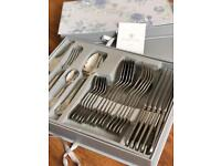 Shabby Chic Cutlery and Cake Sets