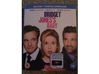 Bridget Jones's Baby Blu-ray dvd