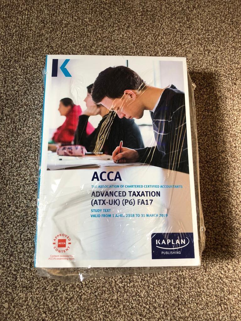 COMPLETE Kaplan Study Text, Exam Kit & Pocket Notes AAT