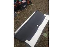 Volvo V70 2005 boot blind grey in fair condition