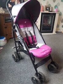 Joie stroller buggy
