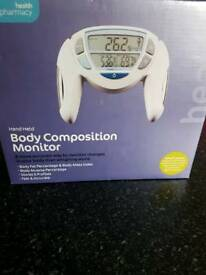 llyods pharmacy body composition monitor