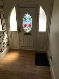 BRAND NEW DOUBLE ROOM TO LET IN SE25 - ALL BILLS INCLUDED - £400 PCM - CENTRAL LOCATION