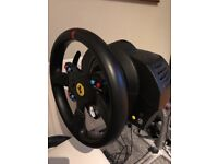 Thrustmaster TX Ferrari Wheel & Pedal Upgrade