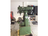 myford milling machine