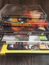PS3 5 Game Bundle