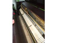 Kawai upright Piano free delivery