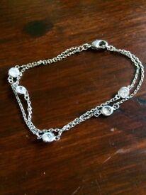 Beautiful matching EME by Elizabeth Emmanuel necklace, bracelet & earring set
