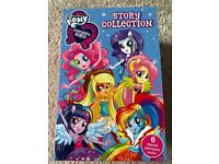 6x Equestria Girls books - brand new unused
