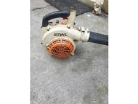 Stihl hand held leaf blower for sale