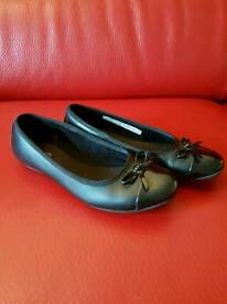 Clarks school shoes. Size 2