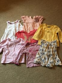 Bundle of gorgeous named girls clothes 6-12m
