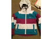 Girls outdoor jacket age 8