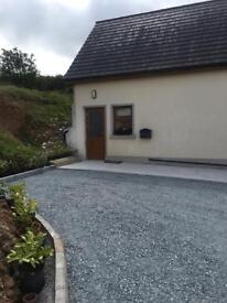 2 Bed property to rent, 3.5 mile from Newry, fullyfurnished, £495pm inc wifi/freeview tv/electricity