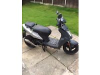 kymco agility 49cc spare or repairs