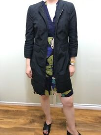 Burberry trench coat size 12 uk
