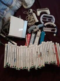 Nintendo wii. 32 games
