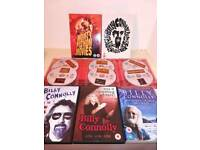 Monty python & billy Connolly Dvds
