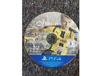 FIFA 17/2017 for Ps4