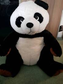 3ft Panda cuddly toy.