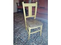 childs chair ( ideal up cycle project )
