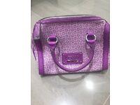 Brand New Diseases goner GUESS Bag | Purple