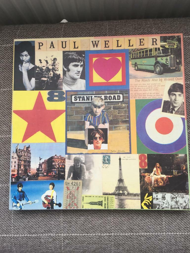 Stanley Road Limited Edition Import Paul Weller