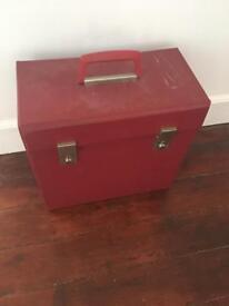 Retro Record Box
