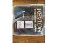 Brand new in box: Revlon Heated Rollers model 9306