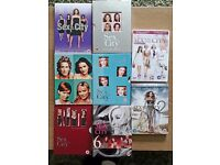 Sex & the city boxset and films