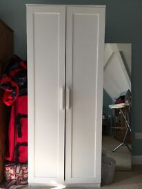 Excellent condition Double door wardrobe