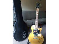 Gibson Les Paul Standard Gold Top 2005 - Beautiful!