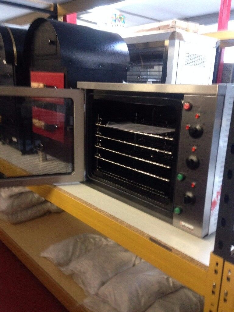 Convection Baking Oven & Grill / New