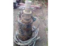 Koshin water pump