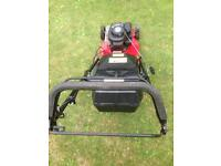 Petrol Lawnmower Self Propelled