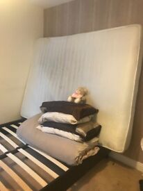 Used Kingsize Bed