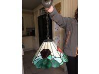 Lovely Tiffany Ceiling Light